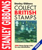 The popular listing for UK stamp collectors