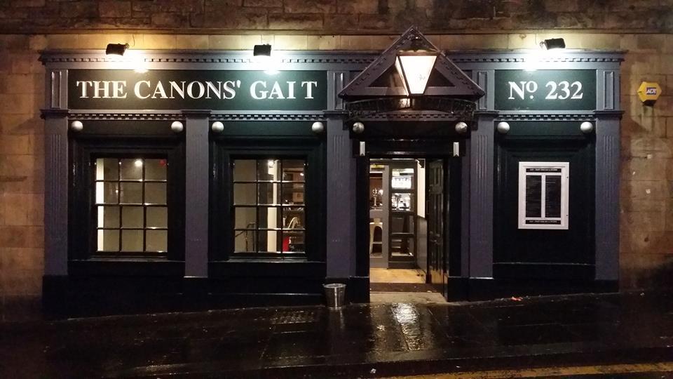 Canons' Gait Bar
