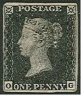 Penny Black Mint