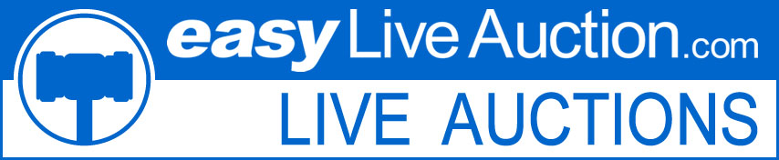 EasyLive auctions banner