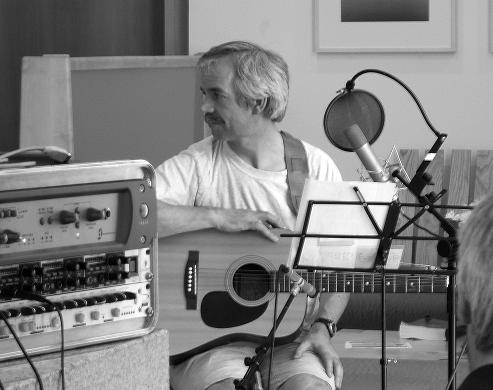 Bob Murray Recording pic